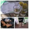 真庭あぐりガーデン『春バル』でイノシシ丼と地酒 in 真庭市