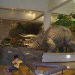 愛媛県総合科学博物館①動く恐竜と不思議体験・実験