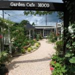 素敵なガーデンでランチ「GardenCafeMOCO」津山市