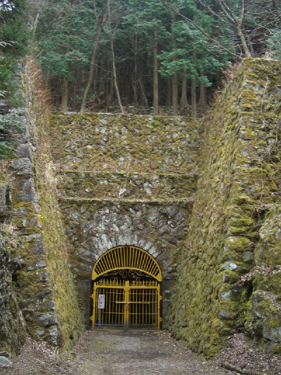 東洋のマチュピチュ「別子銅山跡地」第三通洞