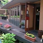 里山レストランAelu(あえる)で無農薬ランチ at 奥津温泉花美人の里(鏡野町)