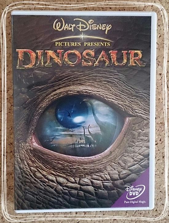 ディズニー映画「ダイナソー Dinosaur」