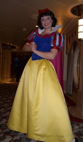 白雪姫(スノーホワイト)ディズニーワールド