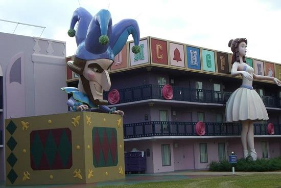 FANTASIAファンタジア2000ディズニーホテル