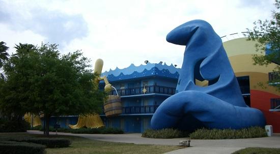 FANTACIA(ファンタジア)のディズニーホテル