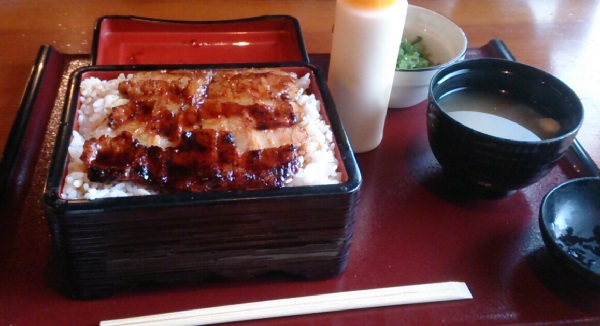 かばくろ総本店ネギマヨ豚かば重 800円 + 大盛り150円