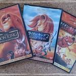 ライオンキング ~ディズニー映画☆2シンバズプライド・3ハクナマタタ