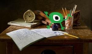 緑のモンスター