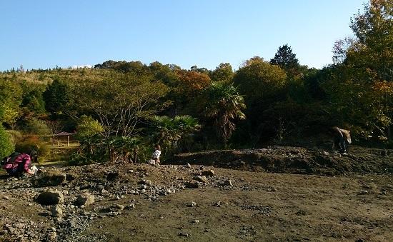 「なぎビカリアミュージアム」 岡山県奈義町の化石堀場