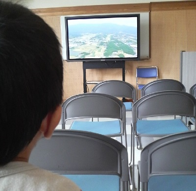 「なぎビカリアミュージアム」 岡山県奈義町で化石について勉強