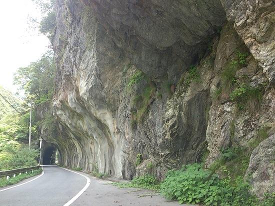 西日本一高い山「石鎚山」までの道のり