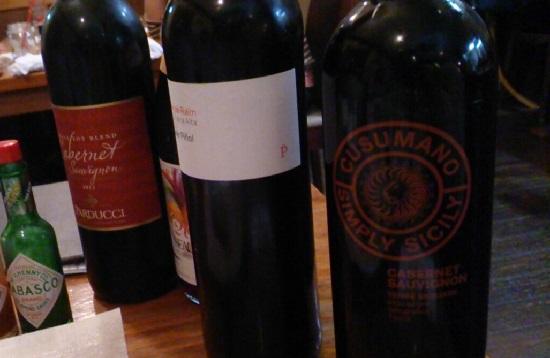 アムールアリエのワイン