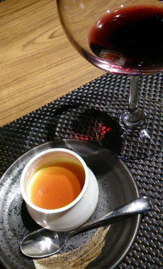 ステーキ&ワインのお店Bocciのデザート