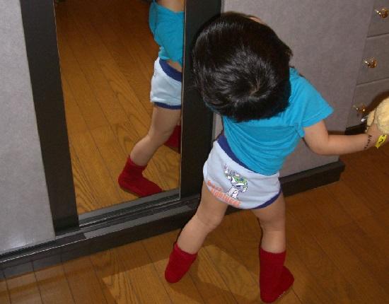 トイレトレーニング用パンツ