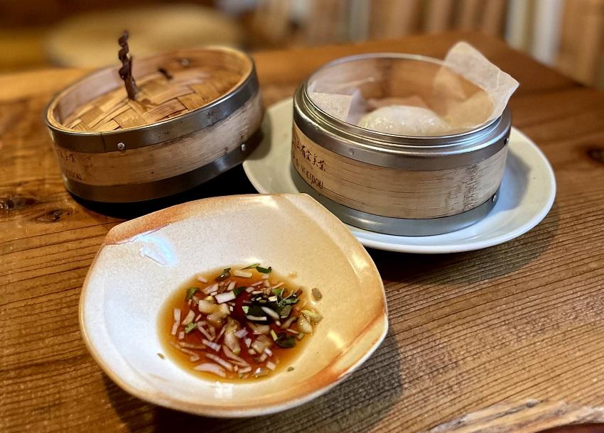 台湾料理「花とら」点心