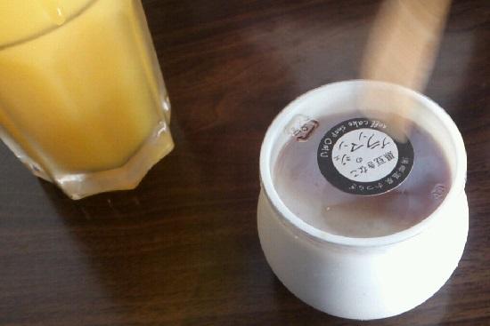 DotCafe(ドットダイナー&カフェ)のランチデザート