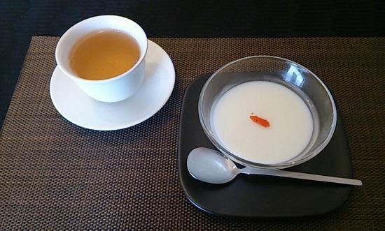 神龍(シェンロン)のデザート