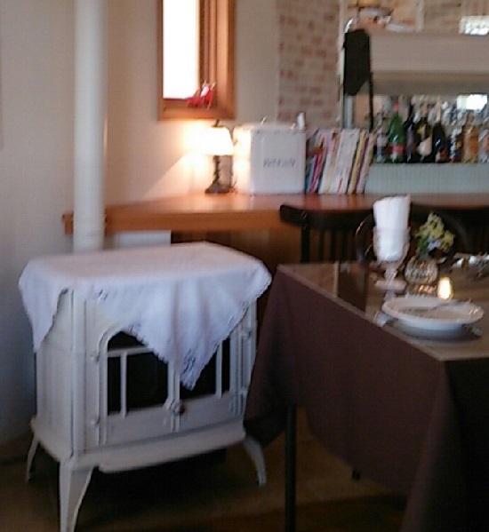 Cafe Livro(リブロ)の店内