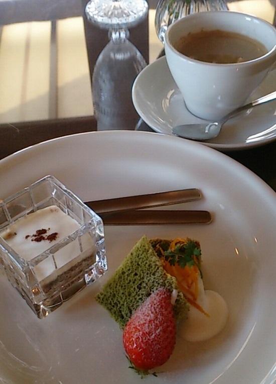 Cafe Livro(リブロ)のコース料理