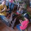 コーヒー食堂レインボー~パチカ(アサラト)を習う in 津山市