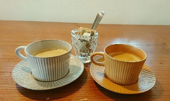 Cafe Livro(リブロ)の珈琲