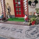 ディズニー満載の洋食ライスハウス in 津山市