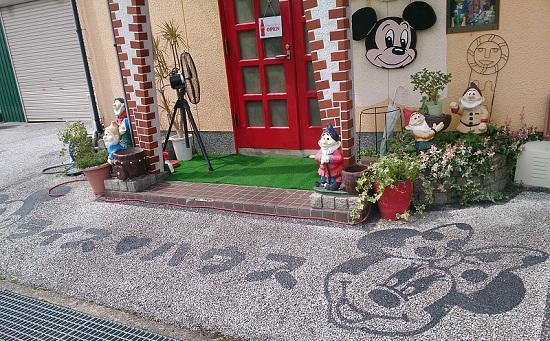 ライスハウスの外観(入口)