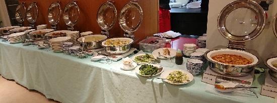 中華料理(快謝謝)のディナービュッフェ