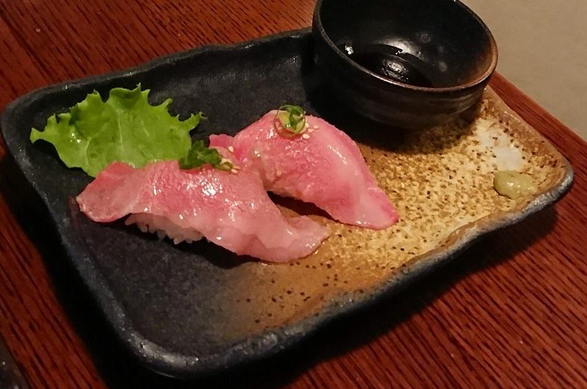 肉ビルの憩い屋「颯花」