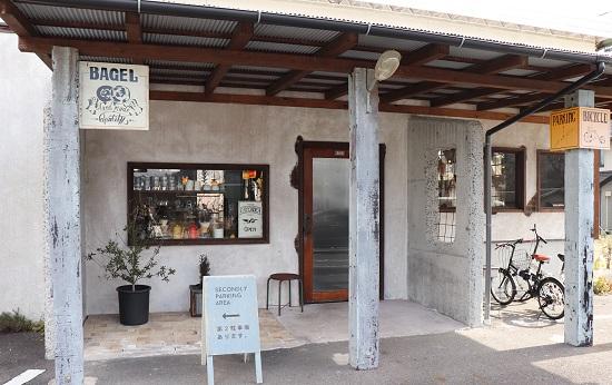 カフェロカ(CAFE ROCA)の外観