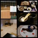 旬のうまいもん「こばやし」~柚子胡椒でお蕎麦 in 津山市