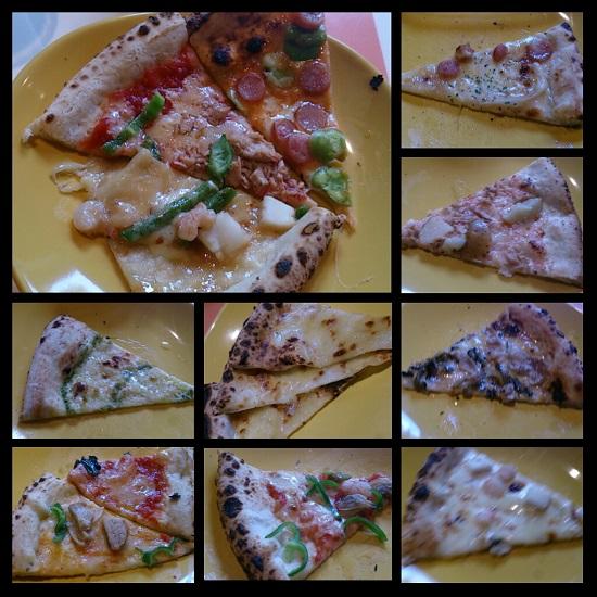 リトファンイタリアーノの食べ放題ランチピザ