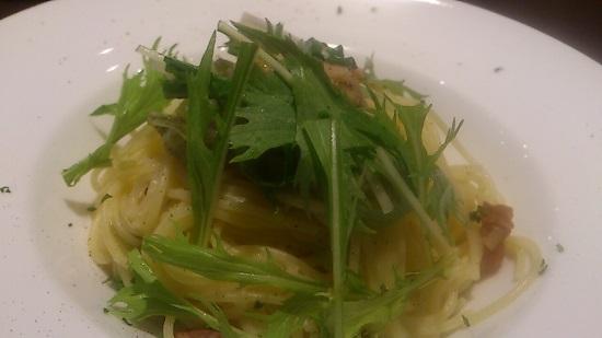 Okayama Table TERRA(イタリア料理)のランチ「パスタ」