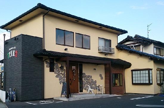 Okayama Table TERRA(イタリア料理)の外観