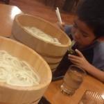 丸亀製麺「毎月1日は釜揚げうどんが半額」うどん打ち体験も!