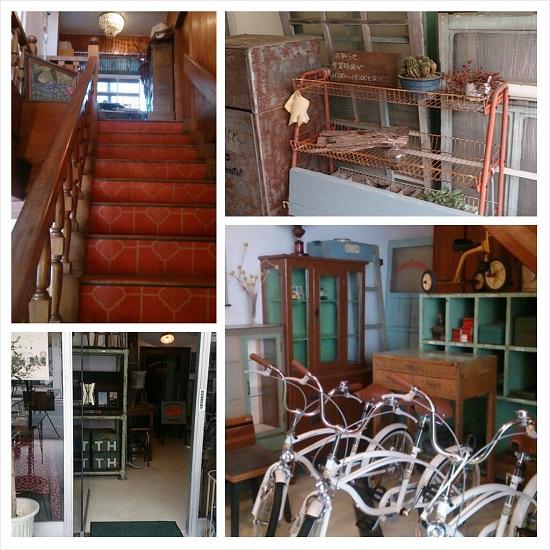 田町文化ストアstoreの1stフロア1階