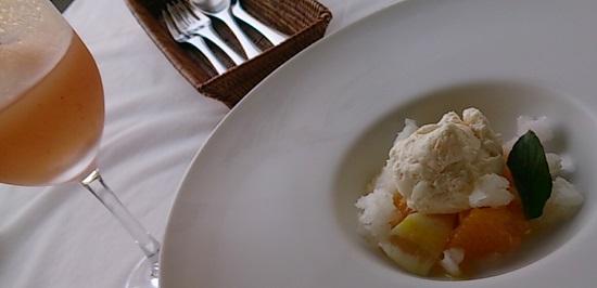 リストランテ シエロ「CIELO」のデザート