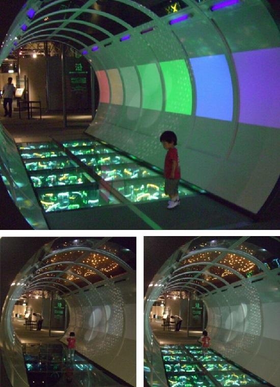 愛媛県総合科学博物館の科学技術