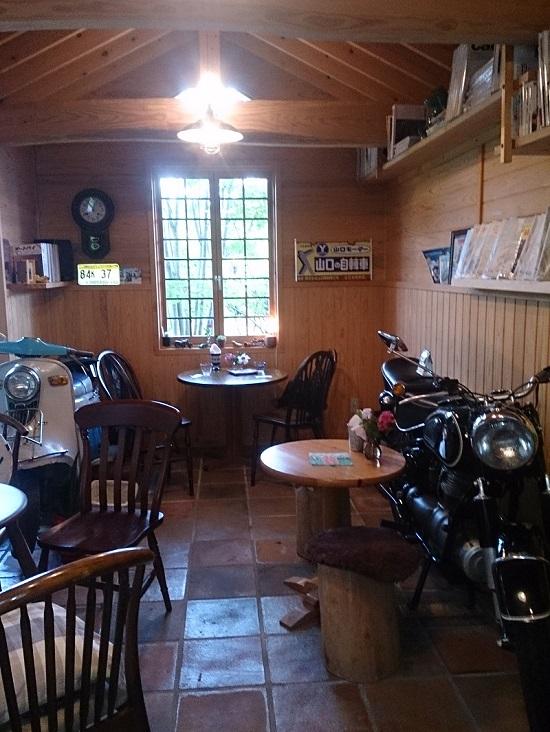 ライダーズブックカフェ「Rabbit」