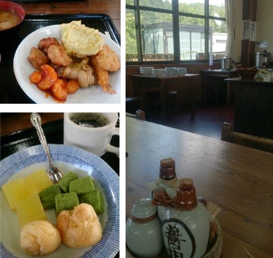 温泉亭【奥津(奥津温泉)道の駅】