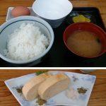 卵といえばTKGたまごかけご飯のお店「食堂かめっち」 中央町(美咲町)