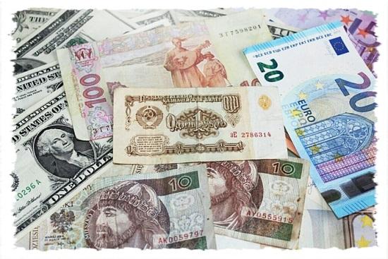 海外旅行の外貨両替