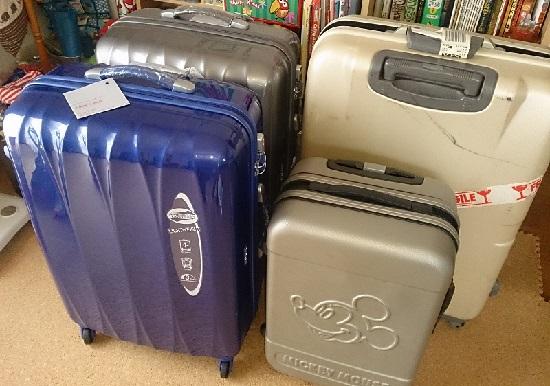 海外旅行用スーツケース