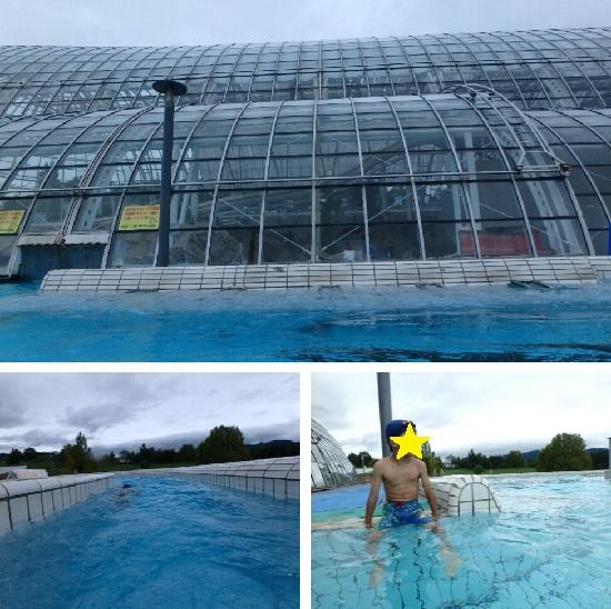 グラスハウス(グリーンヒルズ津山)温水プール