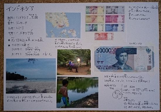 シンガポールとインドネシア旅行記まとめ提出用