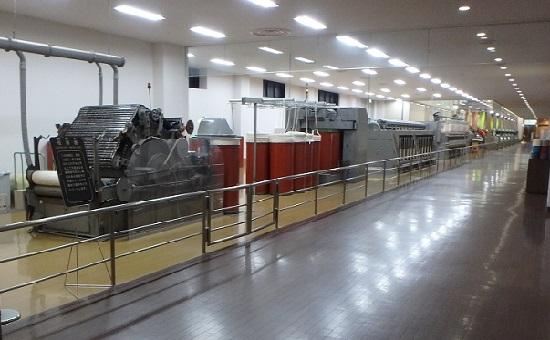 タオル美術館(今治タオル工場見学)