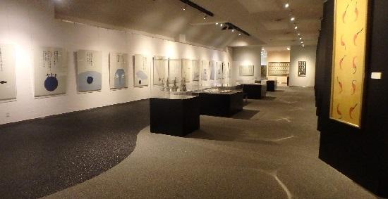 タオル美術館(今治タオル工場見学)俣野温子タオルアートコレクション