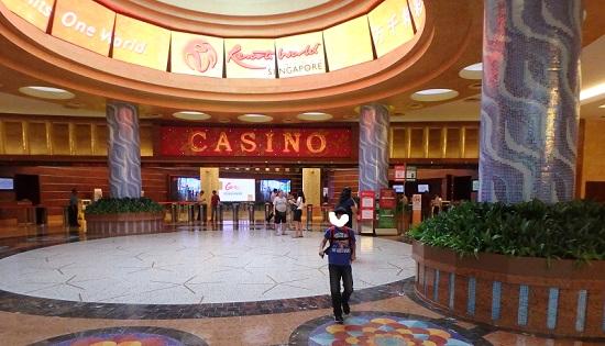 シンガポールのリゾートワールドセントーサのカジノ