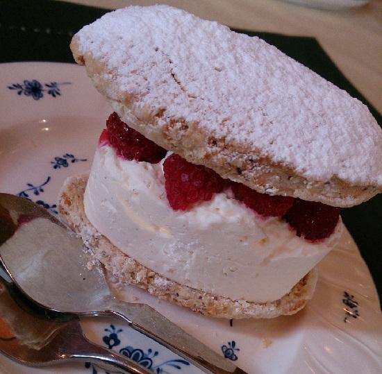 正統派フランス菓子ら・めーるのケーキ
