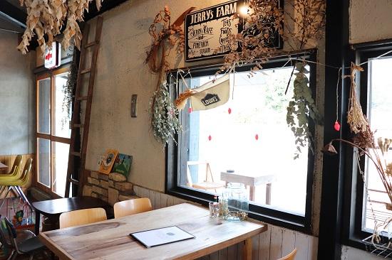 グリーンデイズカフェ (GREEN DAYS CAFE)の店内